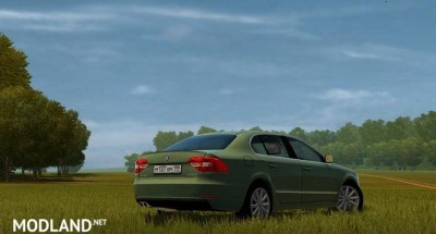 Skoda Superb (My First Ever Own Mod) [1.5.6], 5 photo